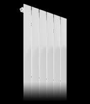 Henrad Verona verticale design radiator 200 cm hoog x 41 ...