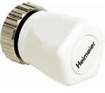 Open/ dicht knop Heimeier 2001-00.325 Handwiel voor thermostaatkraan met vernikkelde wartel