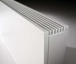 Jaga Strada wandmodel wit 20 cm hoog x 100 cm lang en type 10 met 655 Watt