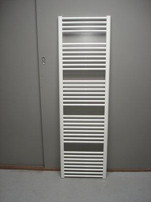 Designradiator wit 185 cm hoog x 90 cm breed met 1685 Watt