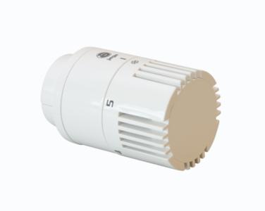 Jaga thermostaatknop JW M30x1,5 wit (5090.1125)