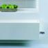 Jaga mini wandmodel in het wit van 13 cm hoog x 160 cm lang en type 05 met 526 Watt_