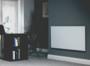 Masterwatt Strong RF infraroodpaneel frameloos 350Watt, 40cm hoog x 90cm lang met RF ontvanger_