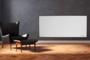 Masterwatt Strong RF infraroodpaneel frameloos 850Watt, 40cm hoog x 180cm lang met RF ontvanger_