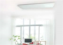 Masterwatt Strong RF infraroodpaneel frameloos 600Watt, 60cm hoog x 60cm lang met RF ontvanger_